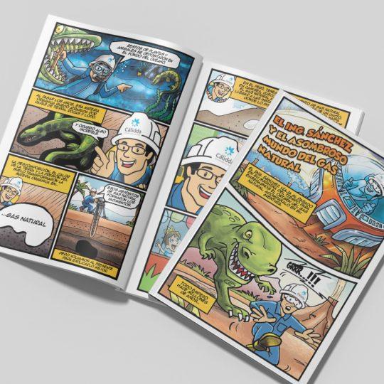 Calidaa comic01