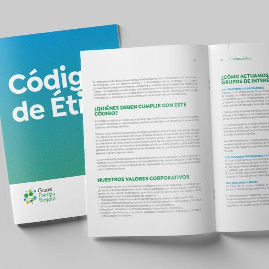 Calidda Codigo etica