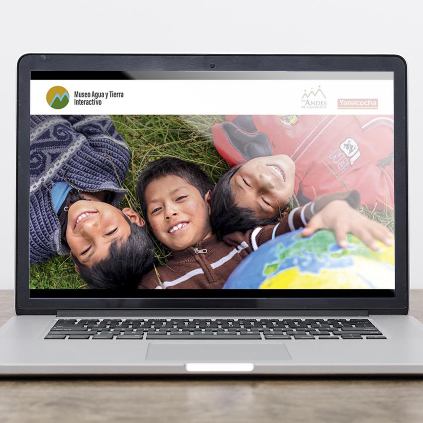 Asociación Los Andes de Cajamarca. Presentación digital MAT.