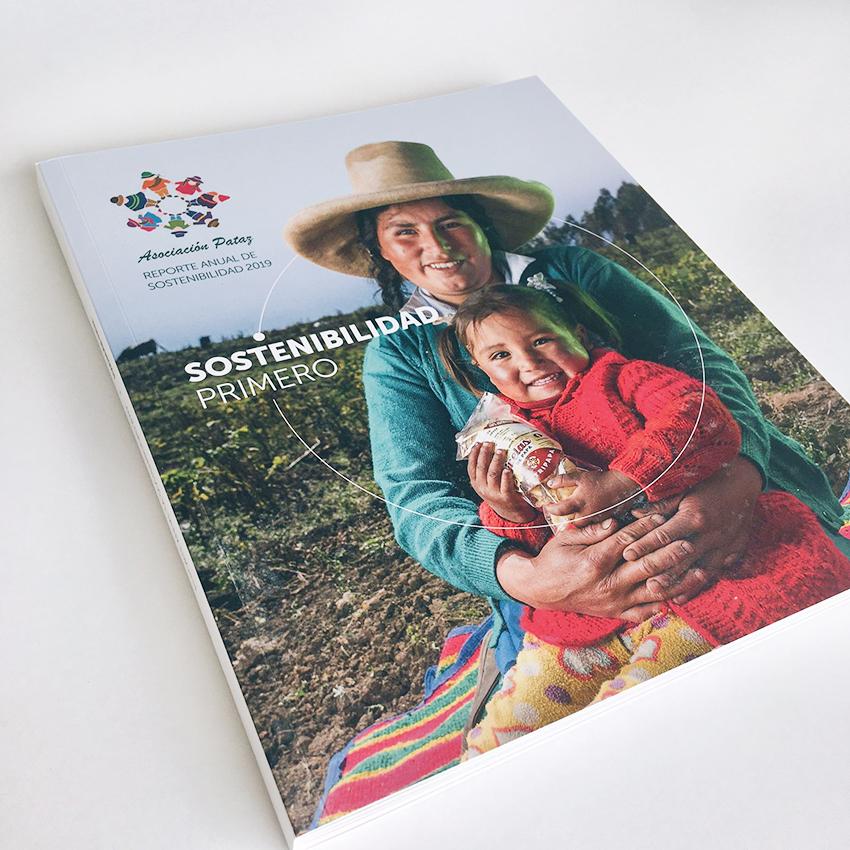 Asociación Pataz. Informe anual 2019